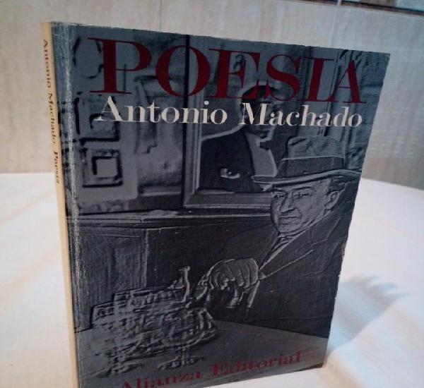 503-poesia, antonio machado, alianza editorial, 1994