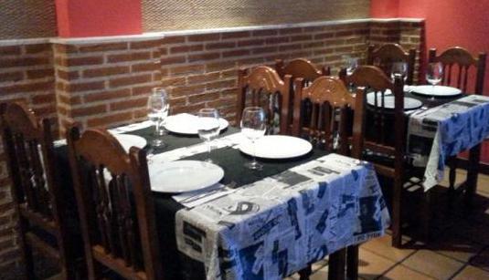 Bar restaurante raciones y pizzeria