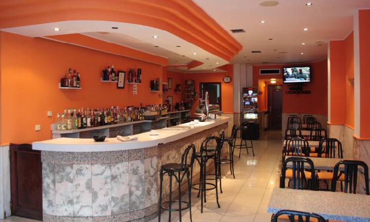 Café bar venta o traspaso