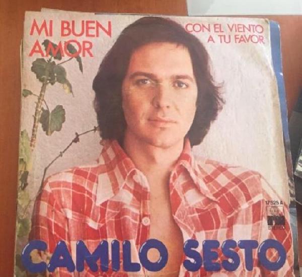 """Camilo sesto 7"""": con el viento a tu favor"""
