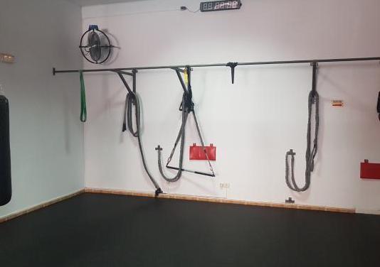 Centro de entrenamiento (gimnasio)