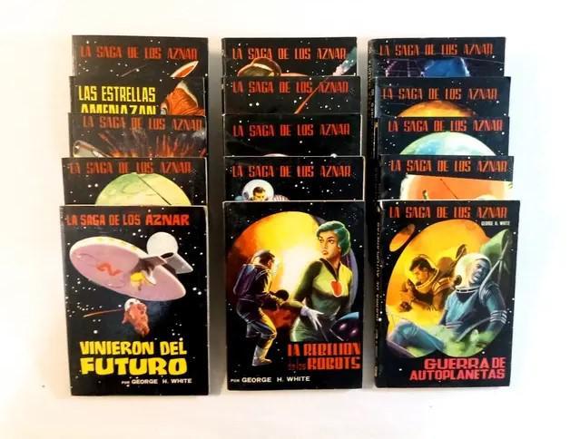Colección luchadores del espacio