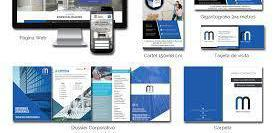 Diseño de páginas web y gráfico