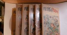 Flechas y pelayos. 6 vol. 50 números. aa. vv.