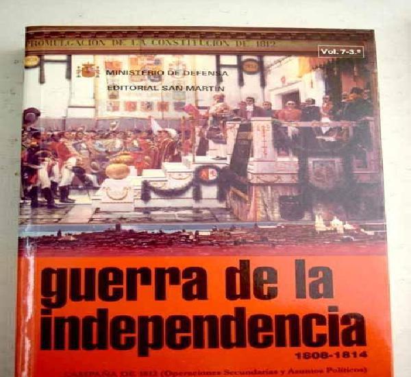 Guerra de la independencia 1808-1814