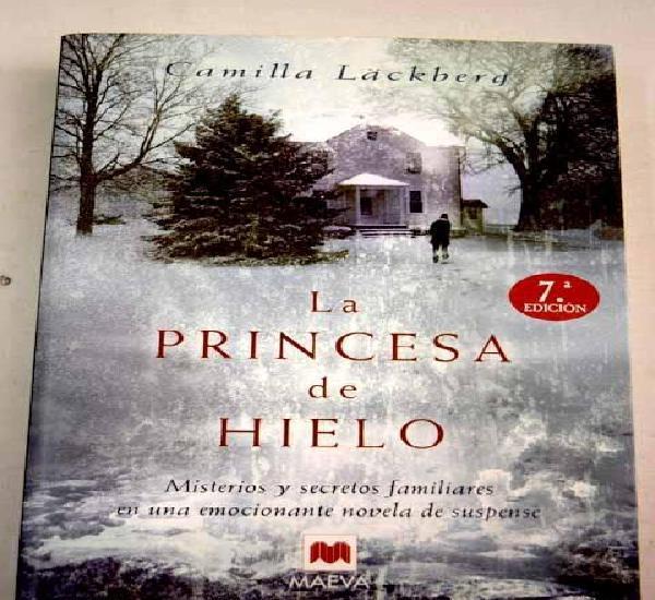 La princesa de hielo: misterios y secretos familiares en una