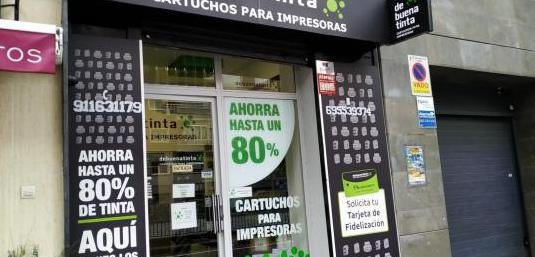 Local en madrid capital