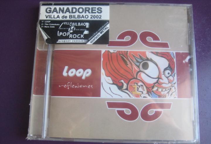 Loop cd rockanbole 2001 precintado - reflexiones - nu metal