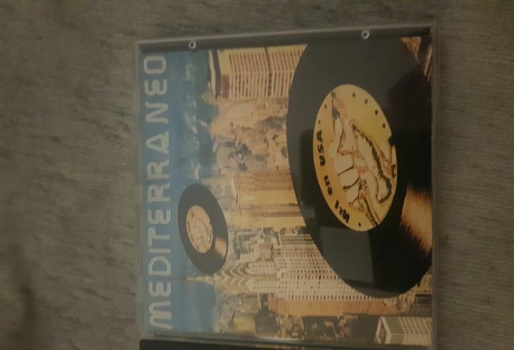 Mediterráneo, número 1 en usa, versión en cd