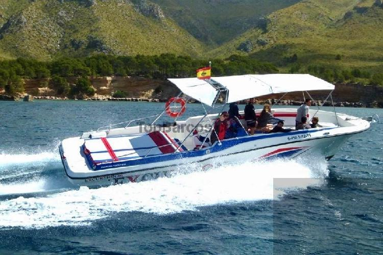 Mercan yachts excursion 36