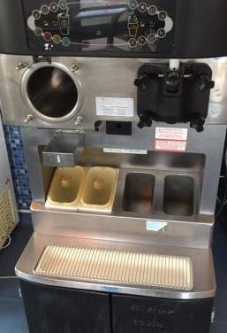 Máquina de helados taylor c606