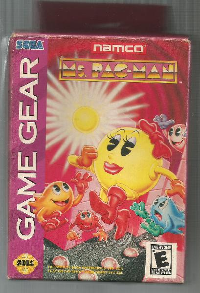 Ms. Pac Man (USA)!