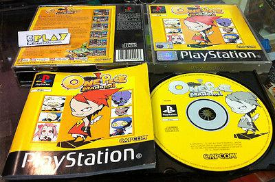 One piece mansion psx playstation ps1 pal españa completo