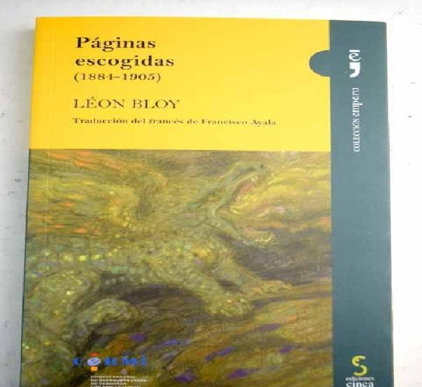Páginas escogidas, 1884-1905