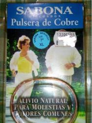 Pulsera de cobre sabona of london talla xl (7)