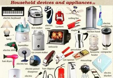 """Reparaciones y mantenimientos """"equipos del hogar"""""""