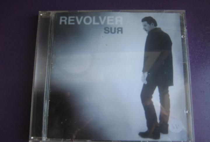 Revólver cd wea 2000 - sur - ligeras señales de uso