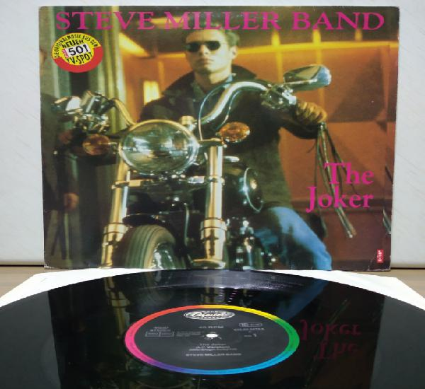 Steve miller band - the joker 1990 ed alemana