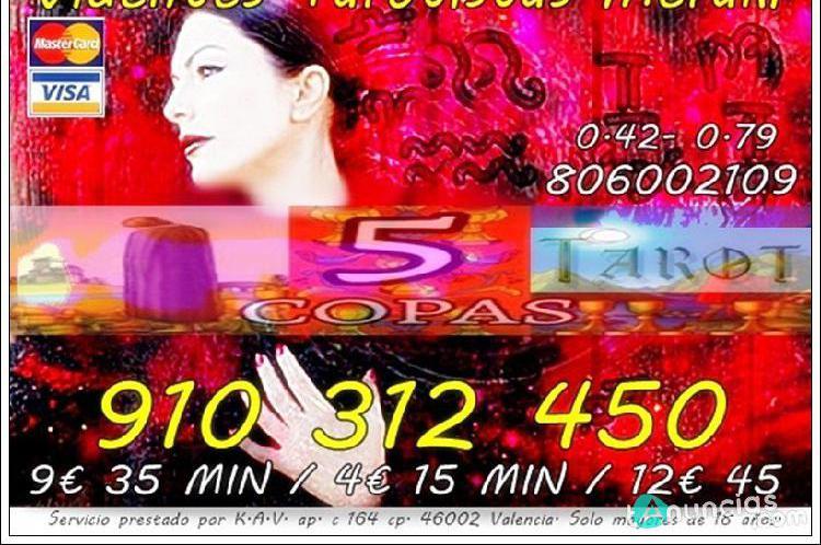 Videncia en directo llámanos 910312450 visa 4eu15