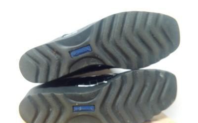 Zapatos charol diseño cocodrilo