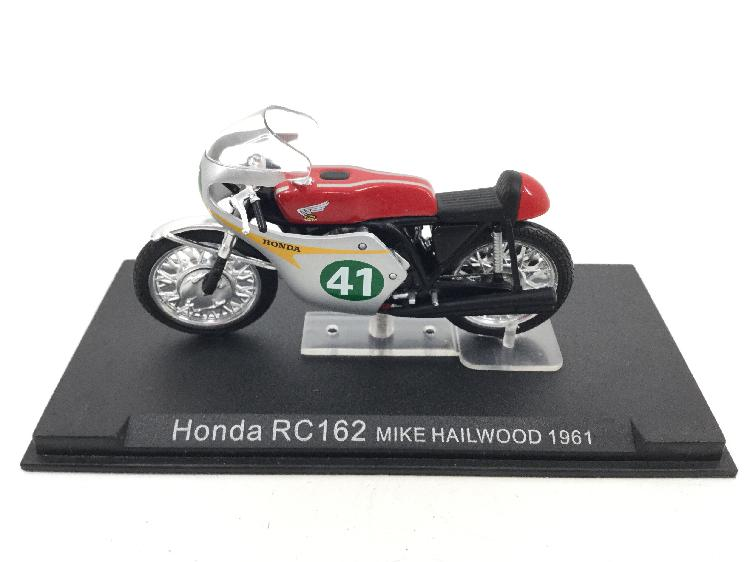 Coche metal otros honda rc162 mike hailwood 1961