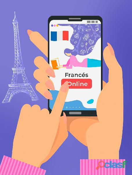 Curso online de francés