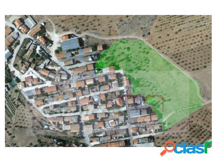 SOLAR compuesto por 3 fincas urbanizables lindantes