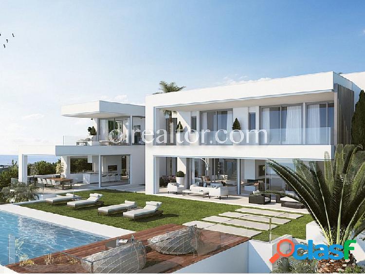 Casa en venta en benahavís, marbella-málaga