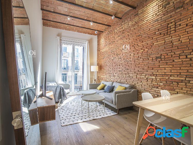 Exclusiva propiedad en alquiler en eixample derecho, barcelona.