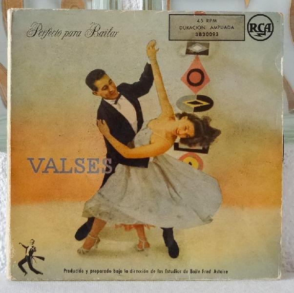 43 - vinilos singles valses