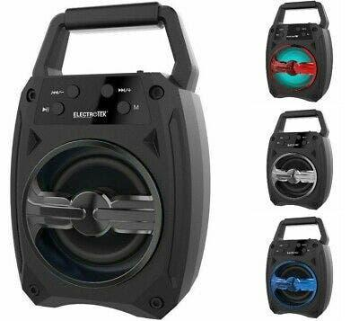 Altavoz bluetooth et-ps100 5w radio usb