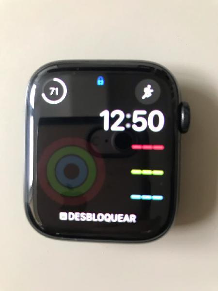 Apple watch 4 44 mm lte acero inoxidable