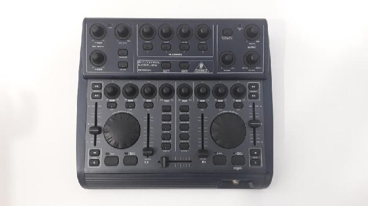Behringer control audio dj bcd2000