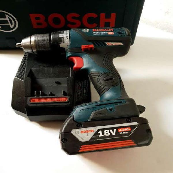 Bosch gsr 18v-60 c taladro