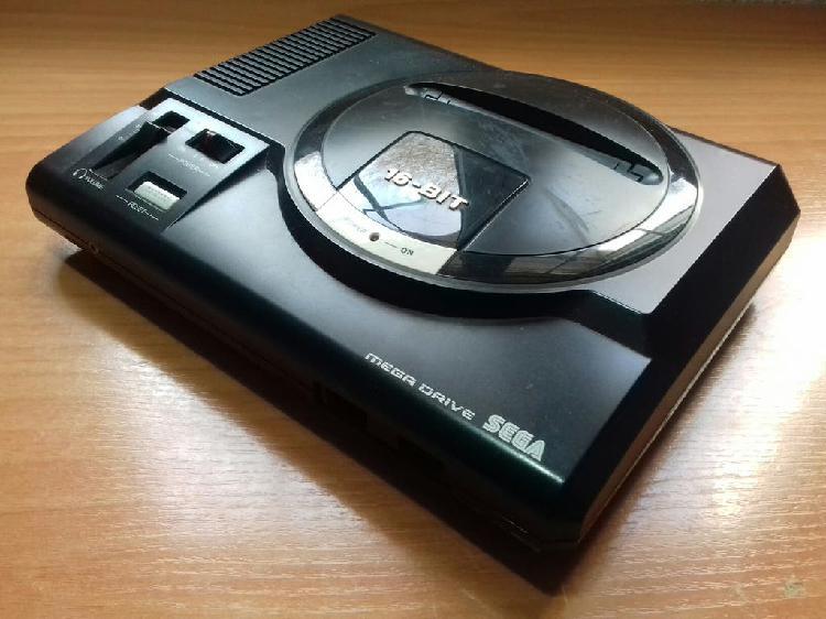 Consola megadrive sega 16 bits