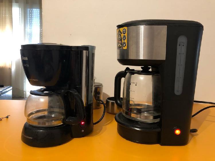 Cafetera ufesa y russell hobbs venta rápida