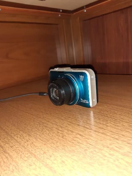 Camara de fotos canon powershop sx230 hs