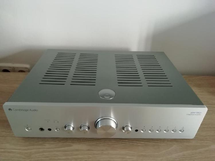 Cambridge audio azur 651a 2x75w usb dac