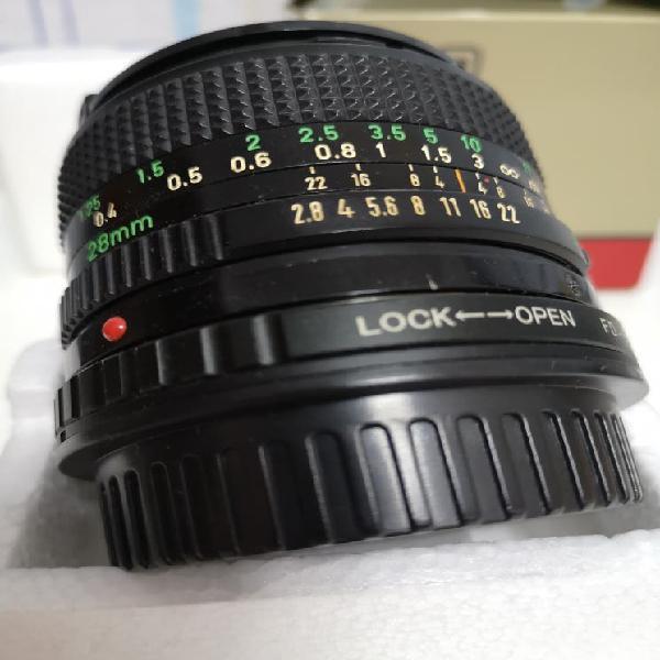 Canon fd 28/2.8