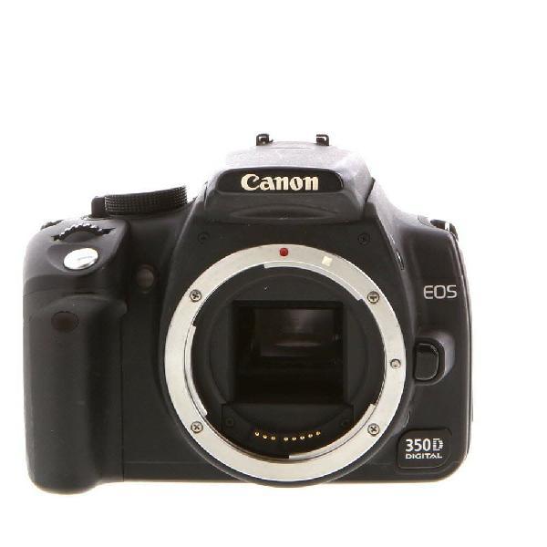 Canon eos 350d + accesorios