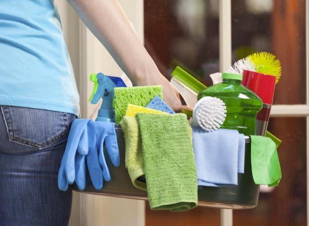Chicas para labores del hogar