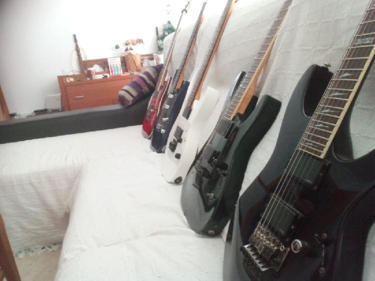 Clases guitarra eléctrica