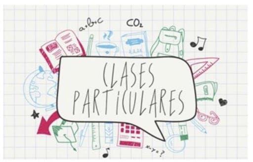 Clases particulares matemáticas, ciencias e inglés