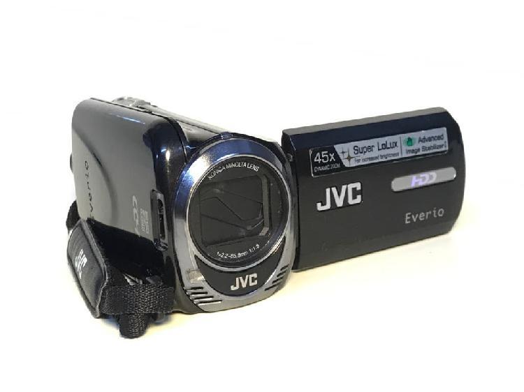Cámara video jvc gz-mg7 50be