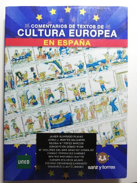 Comentarios de texto de cultura europea en españa