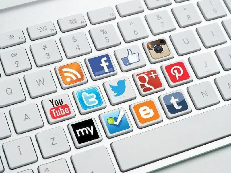 Gestión de redes sociales, web, venta online
