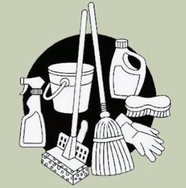 Limpieza del hogar!