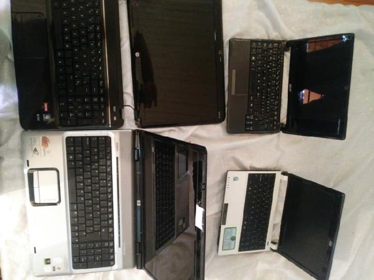 Lote ordenadores portátiles