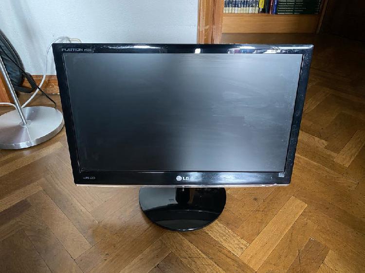 Monitor 22'' lg ips led