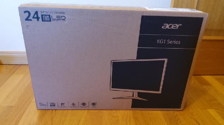 """Monitor gaming lcd acer kg241 fhd led 24"""""""